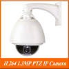 H.264 1280*720 1/3'' Sony IMX036 16x Zoom Module PTZ IP Outdoor Camera.