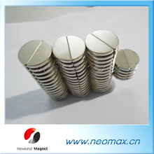 neodymium magnet of half round shape wholesale