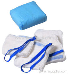 Surgical Absorbent Lab Sponges / Abdominal Pads