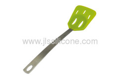 Flexible and durable silicone spatual