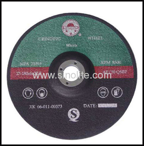 Grinding Wheel for stone and brick C 24 R