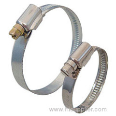 hose clamp stainless steel