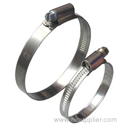 "5/8"" - 8"" inch worm hose clamps"