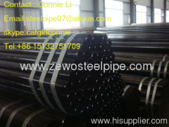 A106B Seamelss Carbon Steel Pipe