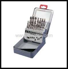 HSS Twist Drill 25pcs C (1-13 x 0.5mm)