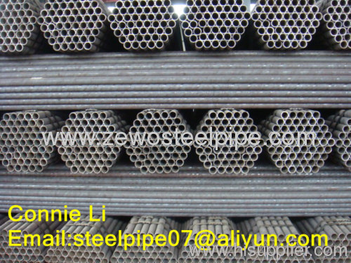 DIN Bare Seamless Steel Pipe