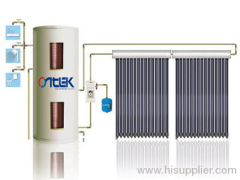 high pressure split solar hot water made in china,heat pipe vacuum tube solar water heater