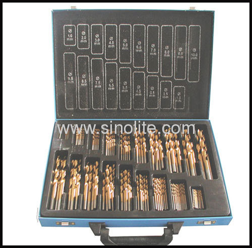 HSS Twist Drill 170pcs/set