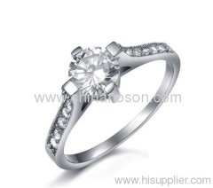 Women jewellery diamond ring