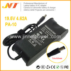 replacement laptop adapter for Dell PA-10 PA10