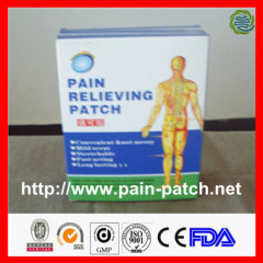 Free Sample professional manufacturer porous patch back pain patch
