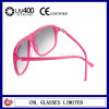 2013 fashion red rose sunglass for women