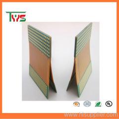 Multilayer impedance controlled rigid flex pcb