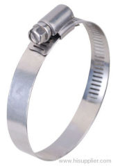 Stainless Steel German Type Hose Clamps
