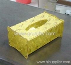 Top sale of new generation tissue box for automobile