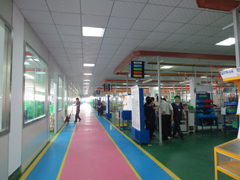 Hefei Dyne Auto Air Conditioner Incorporation Company