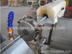 Seamless carbon steel tube extrusion line