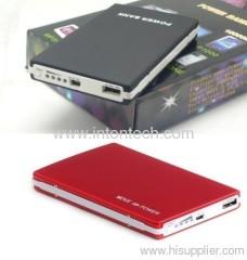 10000 mAh portable power bank for ipad, iphone, mp3, digital camera