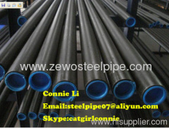 Qualified ASTM A106/ A53/A333 /API 5L steel pipe