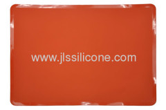 Square silicone baking sheet mat or pot holder