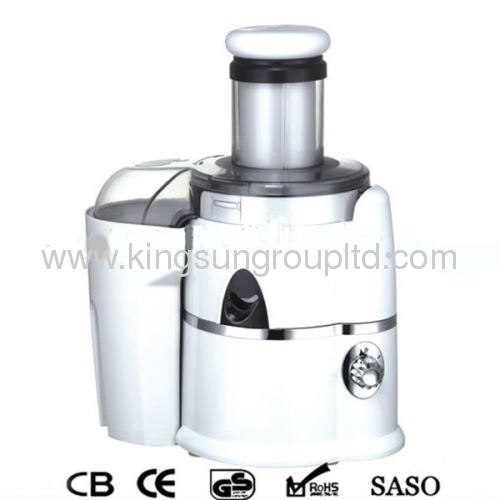 new electric fruit juicer