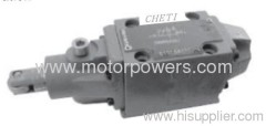 Directional control valves with Mechanical Operation