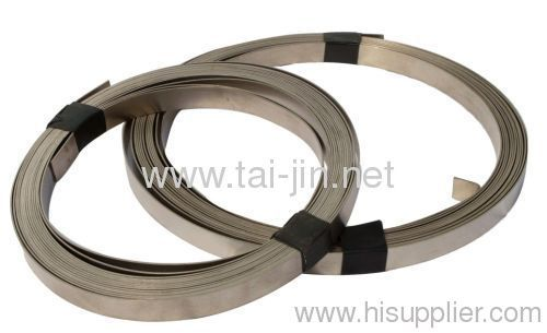 Titanium current distributor bar for ICCP