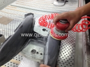 K -125HV Air  Orbital Sander  used grinding BMW car interior parts