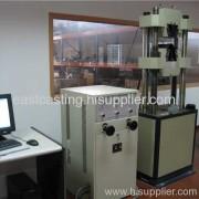 Mechanical Properties testing machining