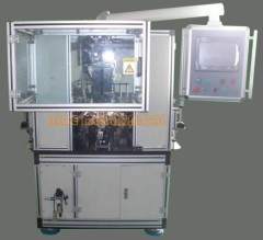 Armature Winding and Fusing Combined Machine