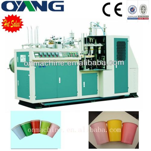 Paper Cup Forming Machines