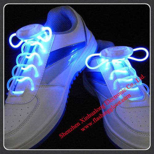 2013 Hot Selling LED Flashing Shoelace