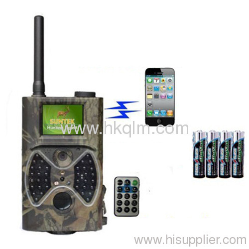 infrared wireless scouting camera