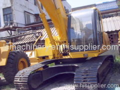 Used Excavator komastu PC200-6