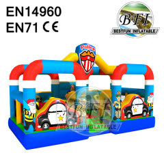 Castles Inflatables Play Ground