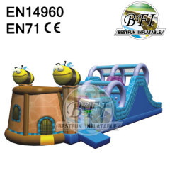 Commercial Inflatable Bouncer Obstacle
