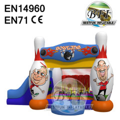 Inflatable Bowling Jumping House