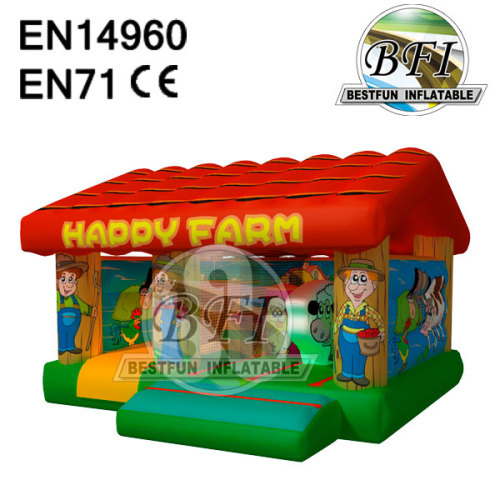 Farm Theme Inflatable Jumping