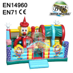 Inflatable Circus Bouncer House