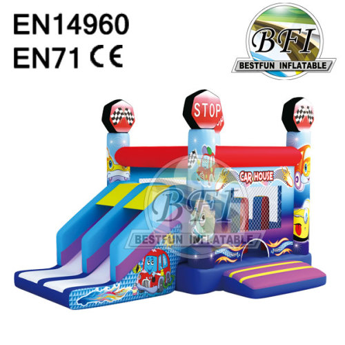PVC Inflatables Car House