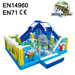 Inflatable Kids Bouncy Castles
