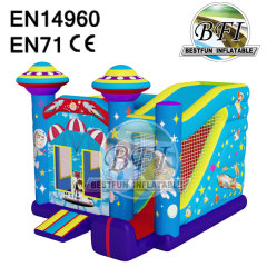 Inflatable Spaces Jumping Castle