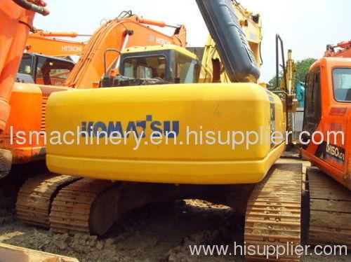 Secondhand Excavator komastu PC220-7