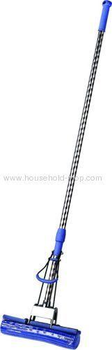 Telescopic aluminum handle PVA mop