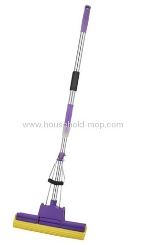 Double Roller Magic PVA Sponge Mop
