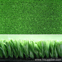 Assembled golf green for golf grass