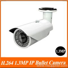 Weatherproof IP Surveillance Camera
