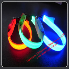 LED Flashing Dog Collars