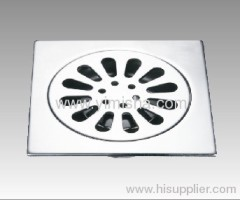 stainless steel sanitary floor drain