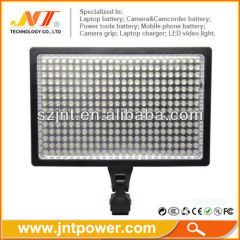 Photography equipment Led-336 video light for camera DV camcorder in Shenzhen factory
